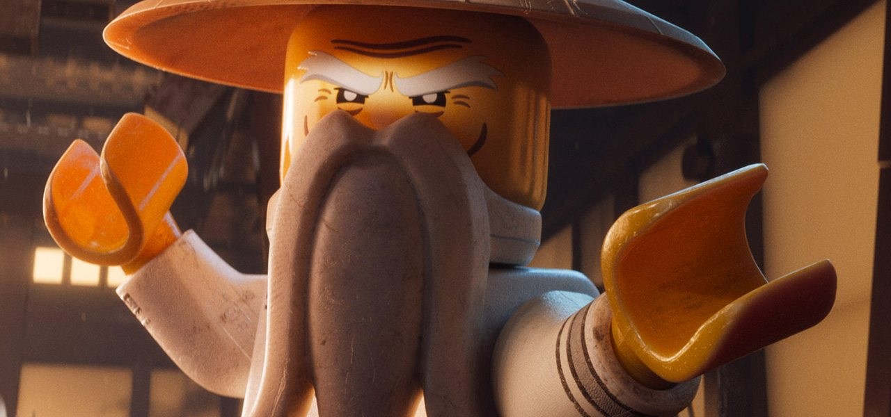 Animal Logic Does Kung Fu Fighting, In LEGO