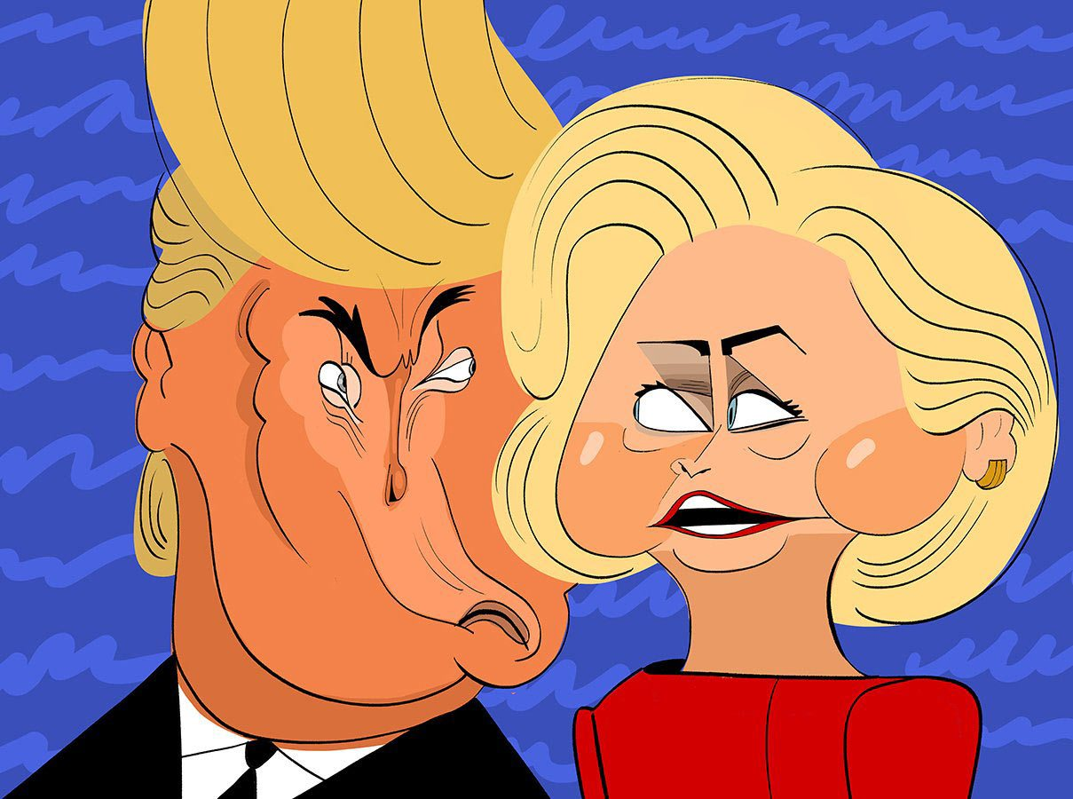 Election 2016 by Lindsey Olivares