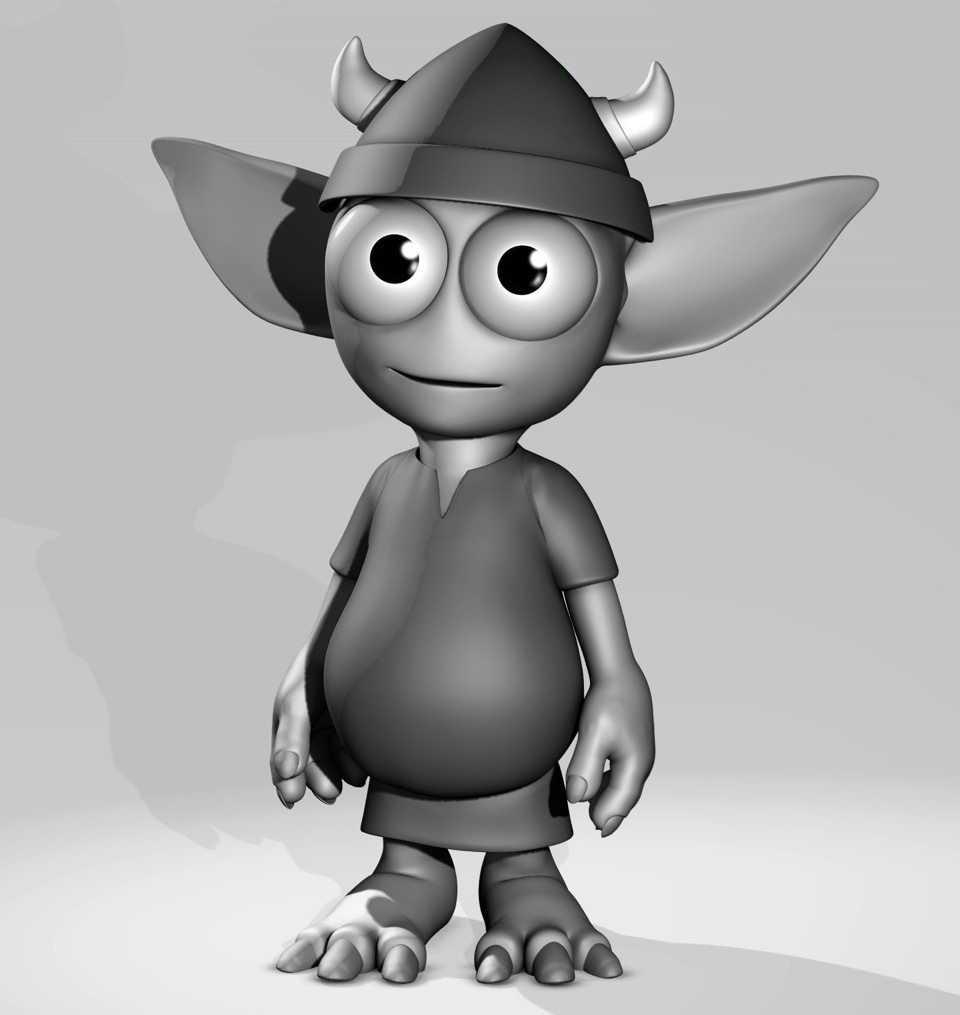Further Goblin design by Jake Rowell. Copyright Wevr.