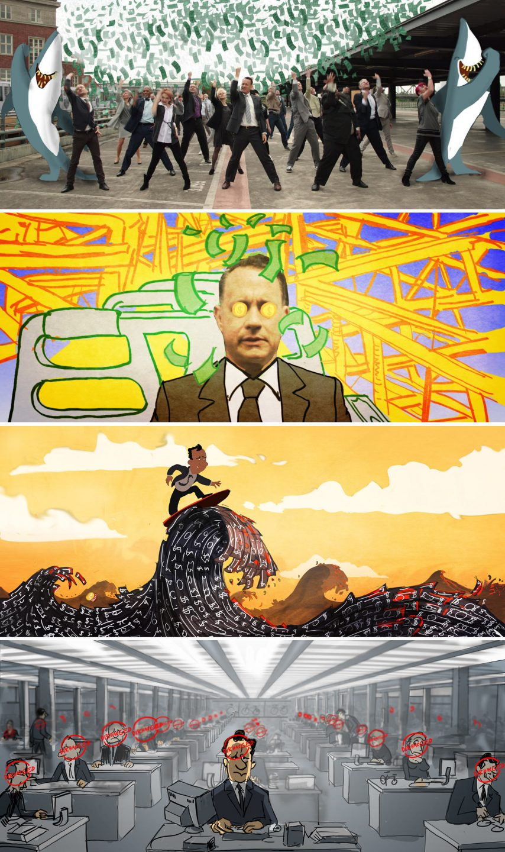 Visual concepts by Benjamin Swiczinsky.