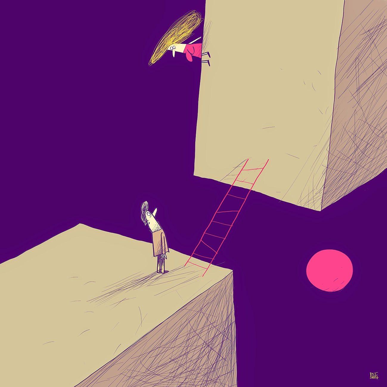 Artist of the Day: Bahij Jaroudi