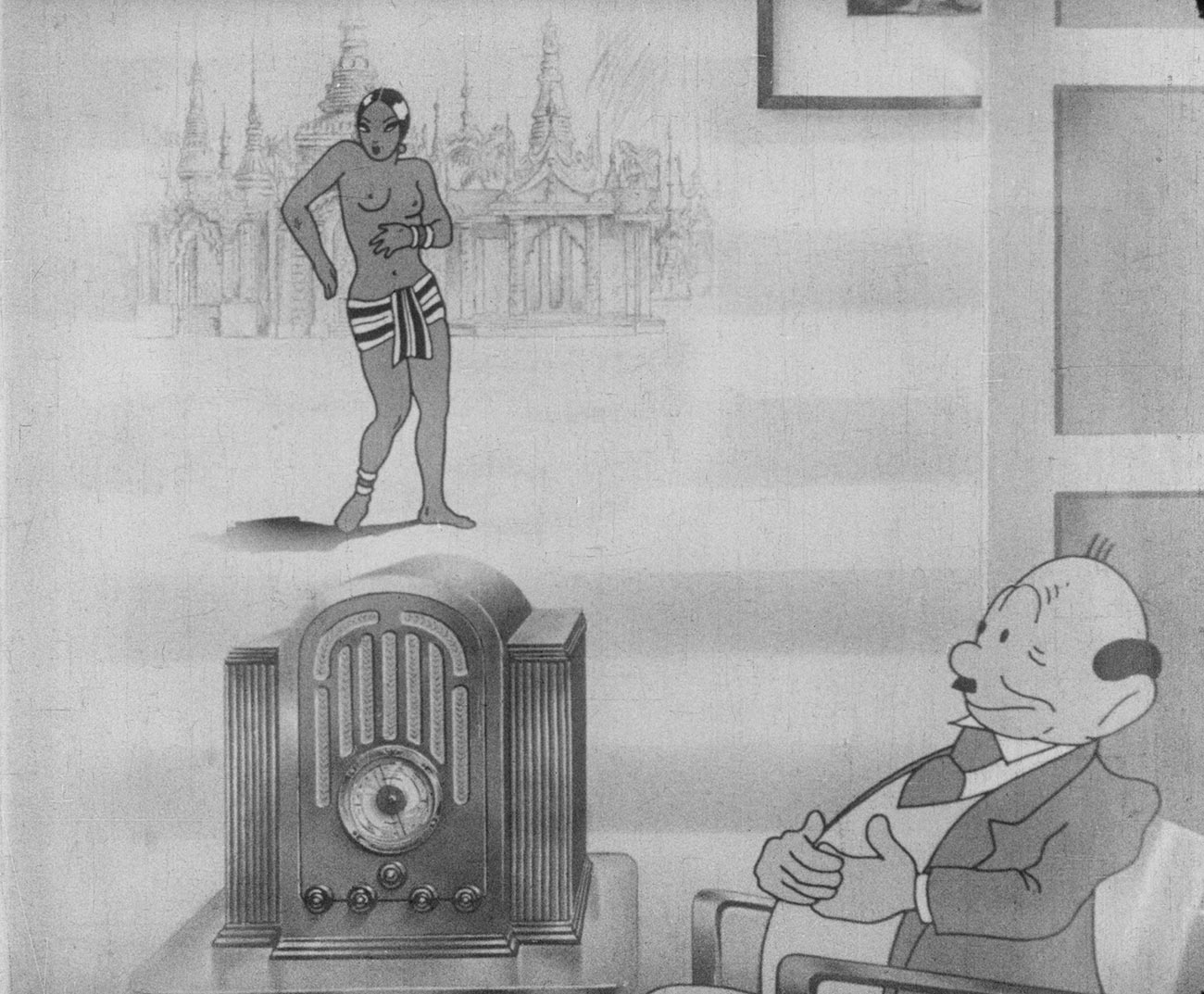 Radio RCA. directed by Enrique Ferrán, ca. 1935.