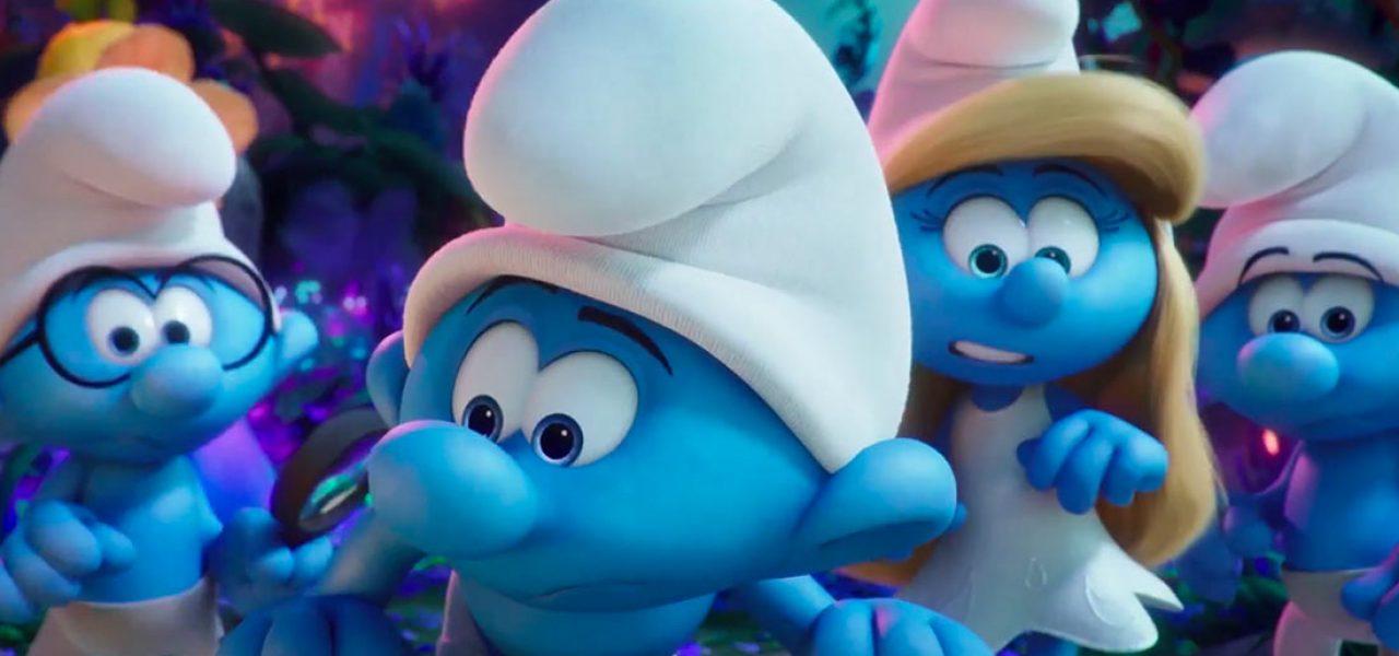 Smurfs The Lost Village Teaser Released