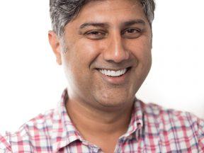 Spaces CEO Shiraz Akmal.