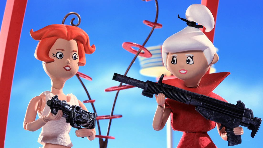 Exclusive: Artists At Stoopid Buddy, Studio Behind 'Robot Chicken,' Are Uniting To Unionize