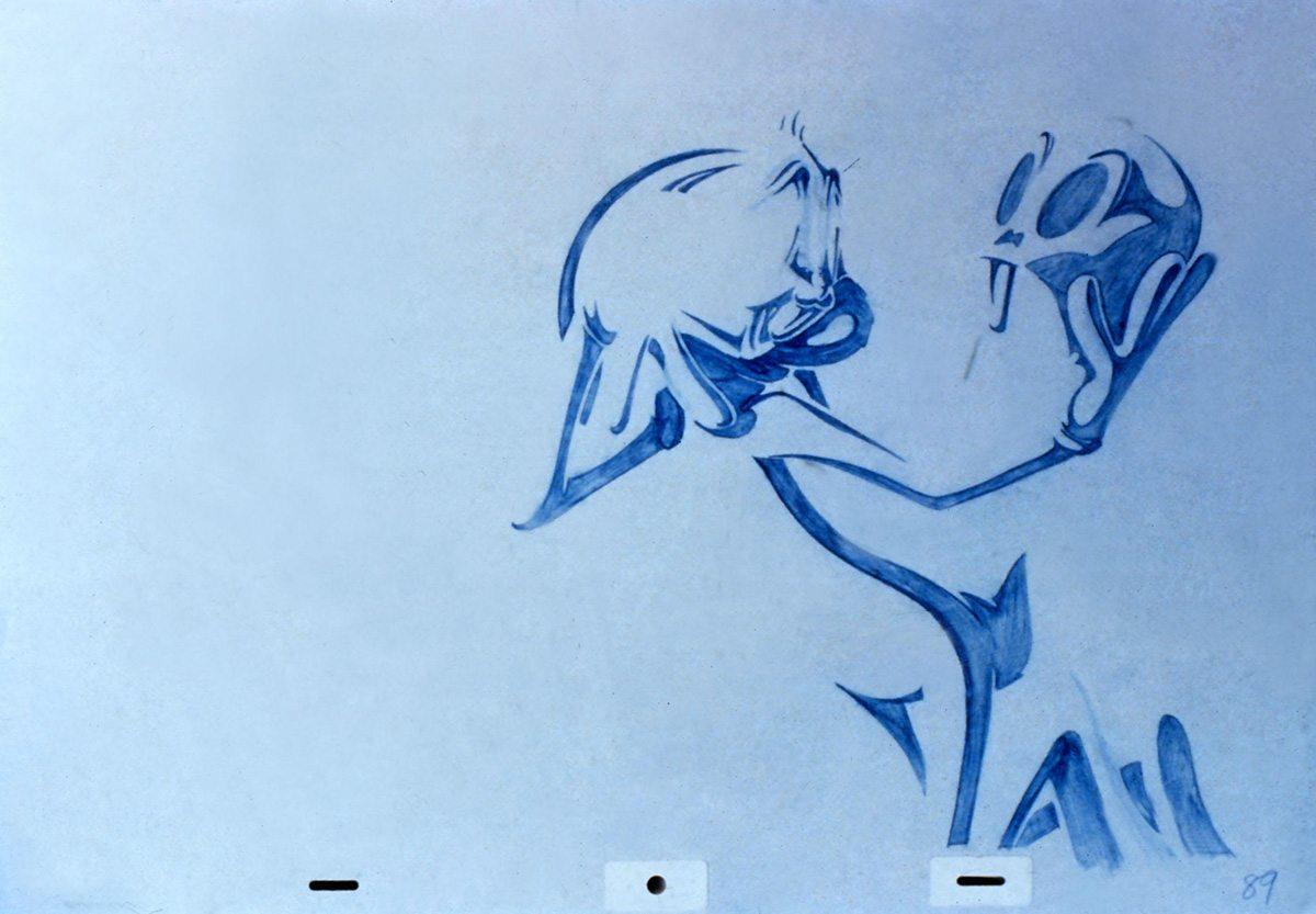 Animation layout.