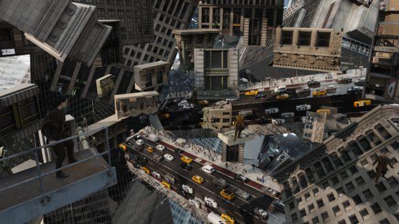 How ILM Made Those Insane Bending Buildings in 'Doctor Strange'
