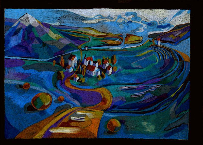 Artist of the Day: Ilya Donets