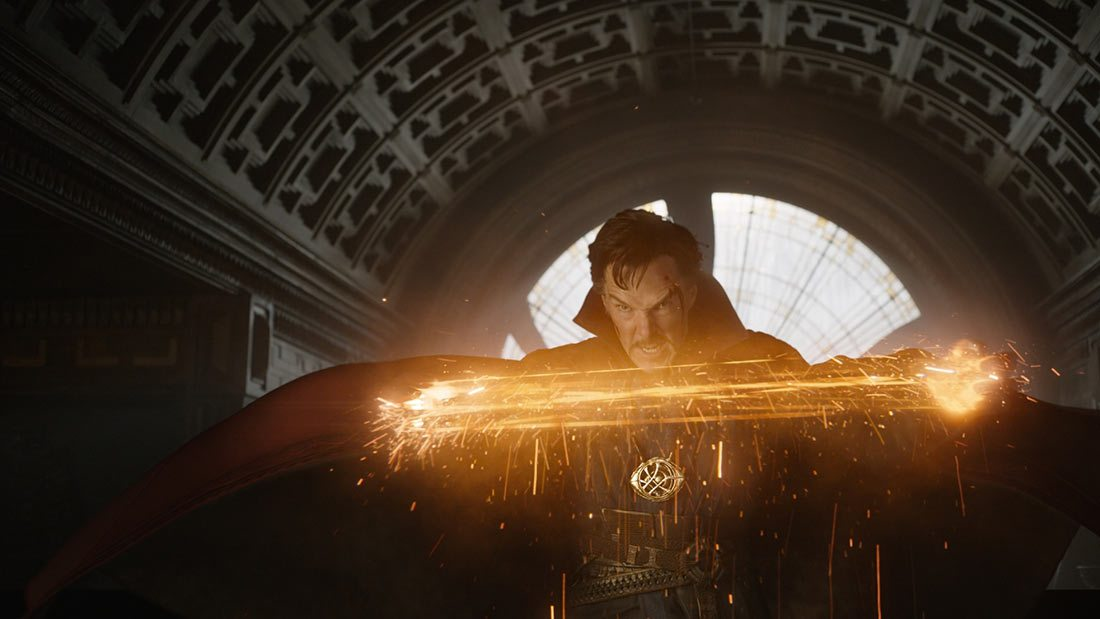 "Framestore worked on over 365 shots for Disney's ""Doctor Strange,"" opening this weekend in the U.S."
