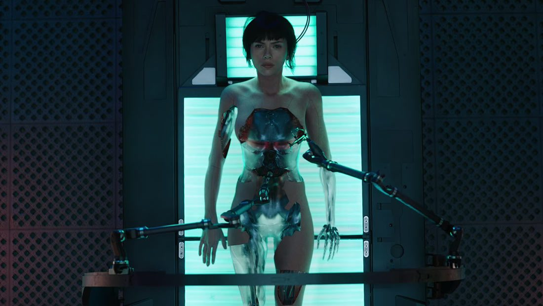 'Ghost in the Shell' Marks Another Step Forward for Live Action-CG Hybrid Actors