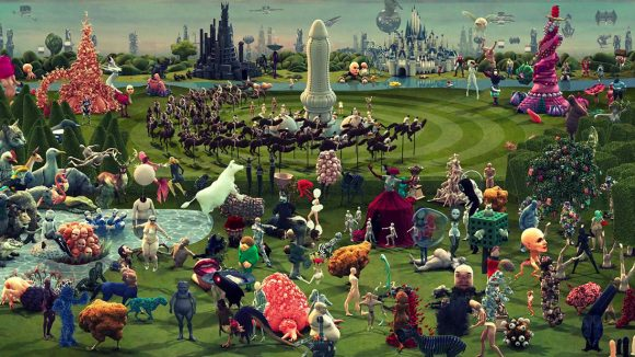 paradise_bosch_animation
