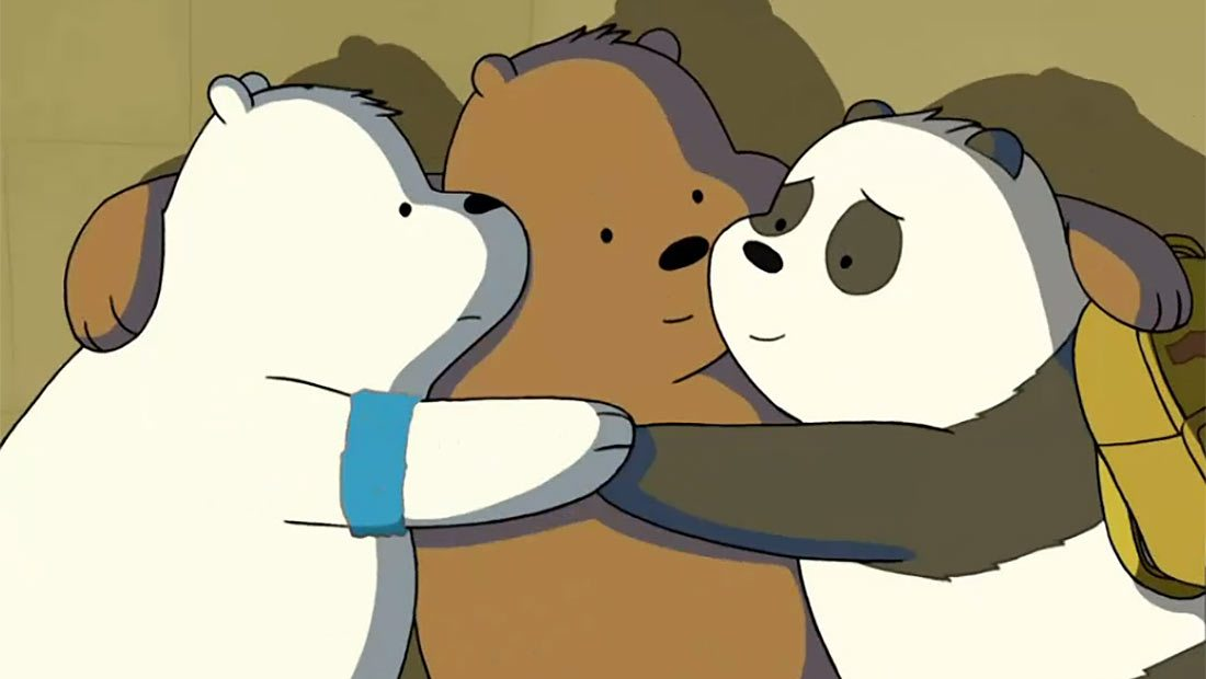 We Bare Bears Is An Allegory For Being A Minority In