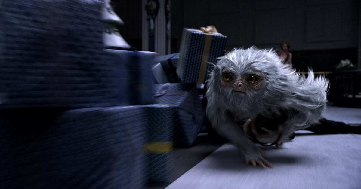 The Demiguise.