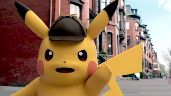 Rob Letterman Will Direct Live-Action 'Detective Pikachu,' Co