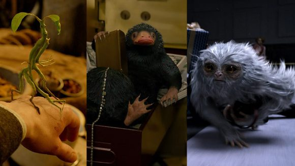 Tips & Tricks for Creating Fantastic Beasts From the Artists of
