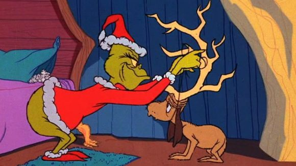 How The Grinch Stole Christmas!' is 50