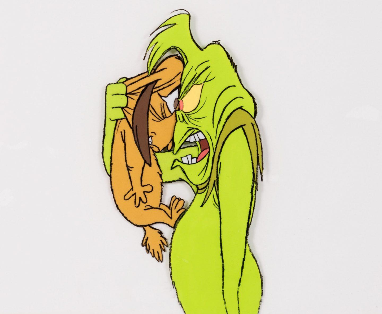 Grinch cel.