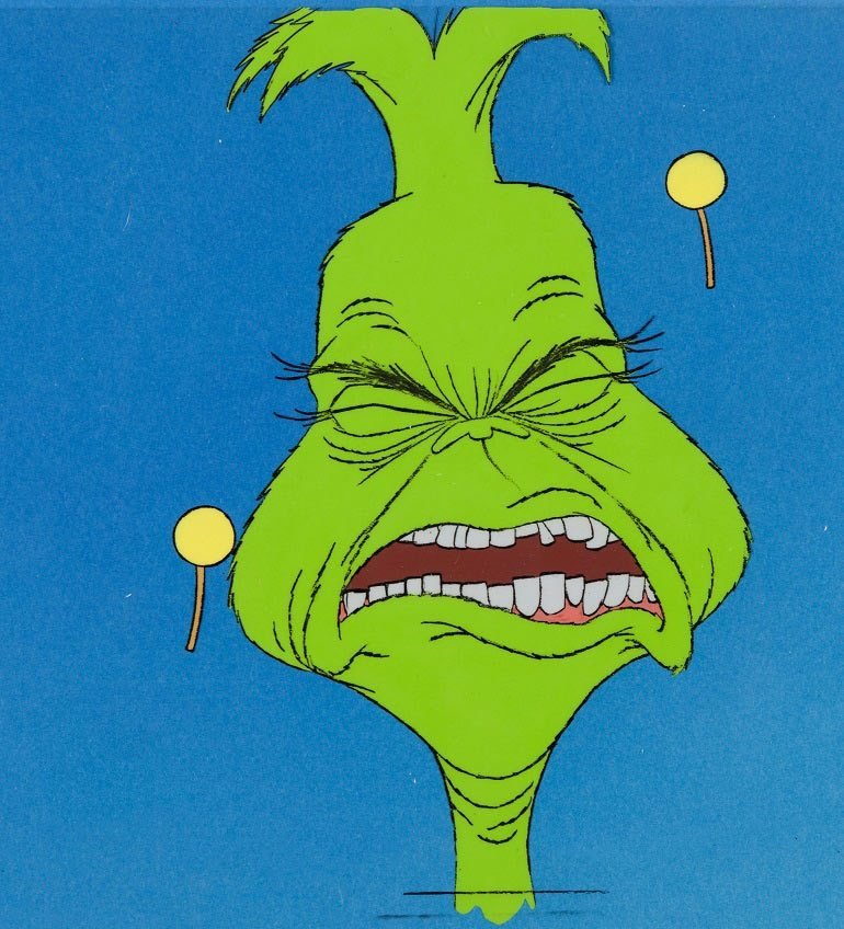 How the grinch stole christmas cartoon