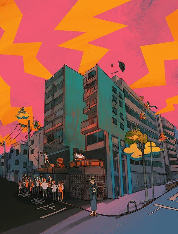 Artist of the Day: Hajime Asahi