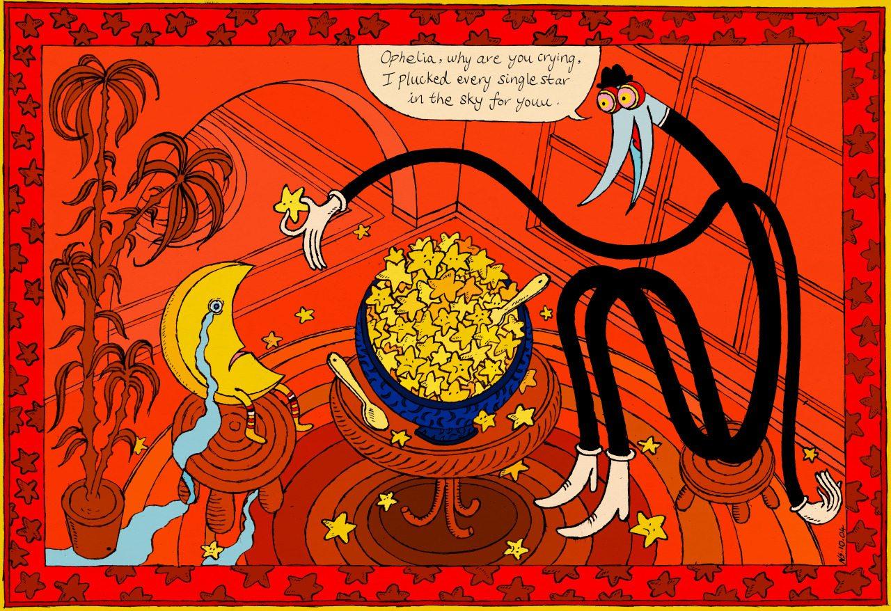 Artist of the Day: Nishant Saldanha