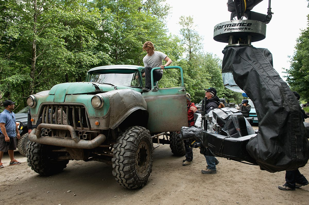 Q A Director Chris Wedge On The Road To Monster Trucks