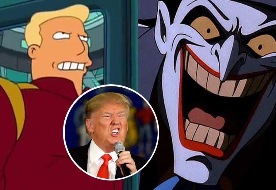 Mark Hamill reads Donald Trump tweets as the Joker