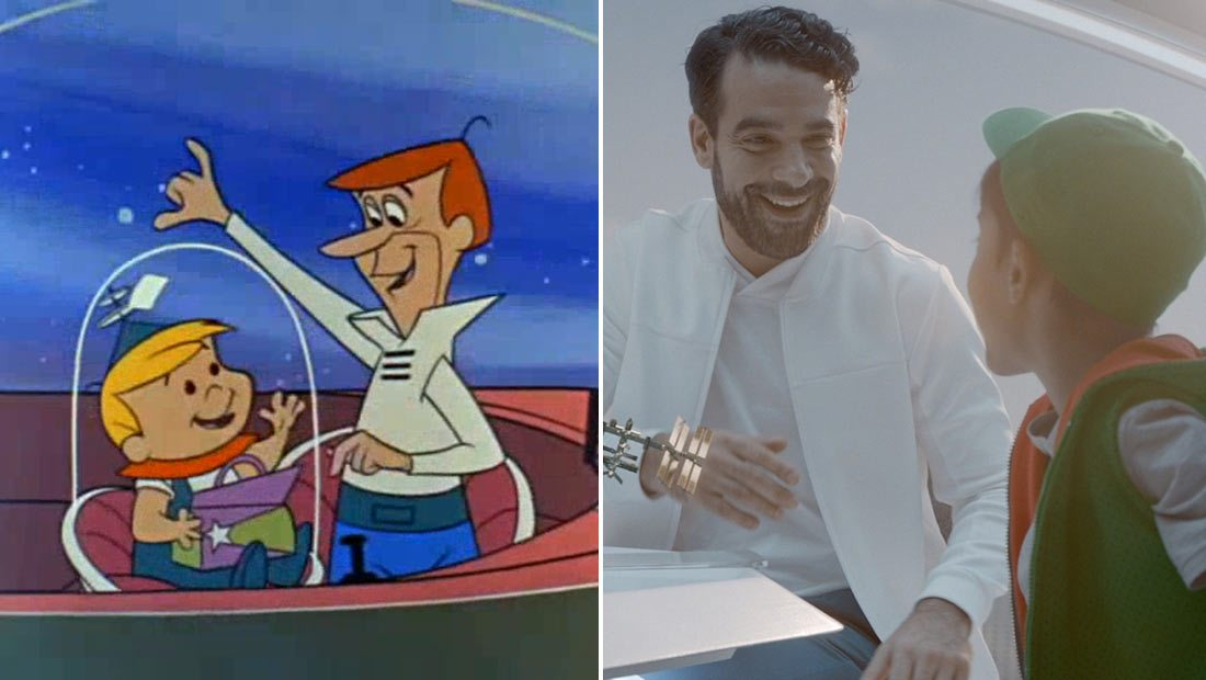Justin Lin and Framestore Reboot 'The Jetsons' in A Live-Action Spot