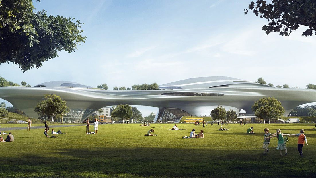 Los Angeles Selected As Home To Lucas Museum of Narrative Art