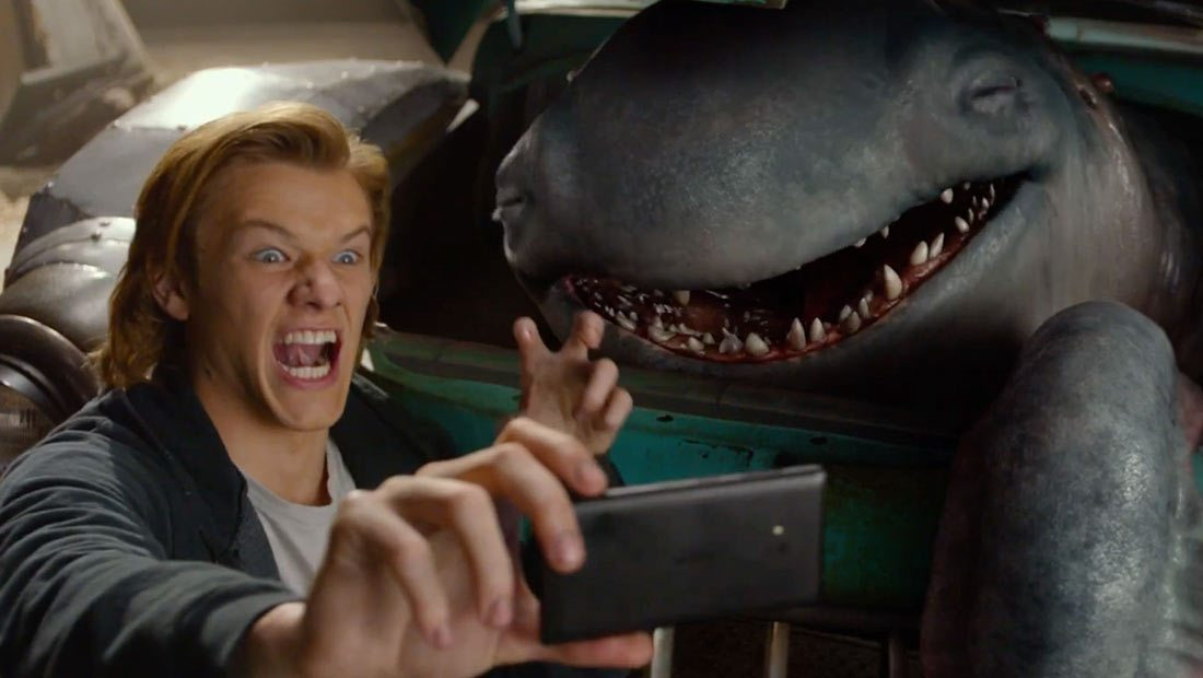 """Paramount Animation's """"Monster Trucks"""" is one of two films the division has released."""
