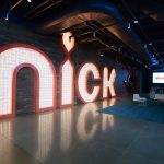 Nickelodeon's New Offices