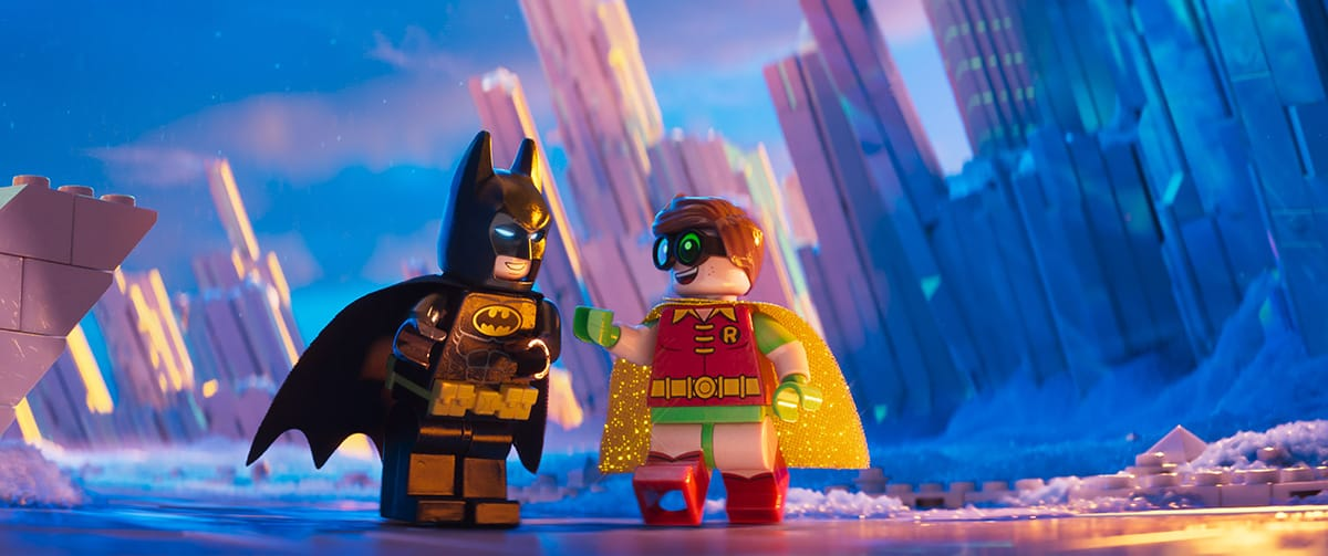 Qa Chris Mckay Goes Full Caped Crusader On The Lego Batman Movie