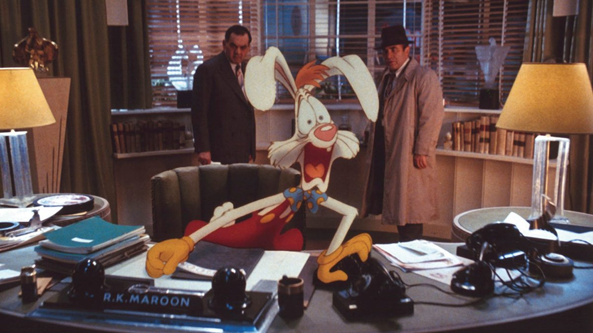 Roger Rabbit combined cel animation with live action and practical effects.