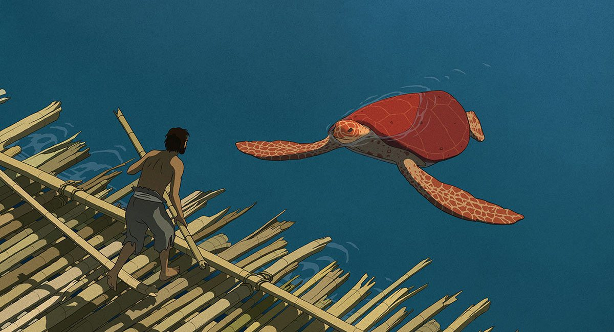 """The Red Turtle."""