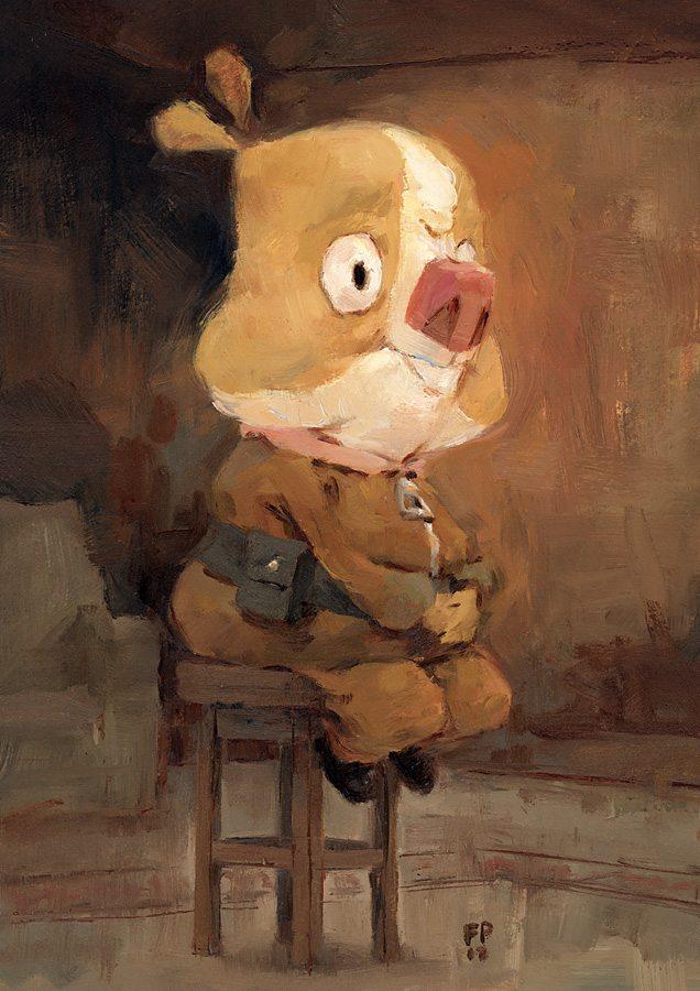 Artist of the Day: Federico Piatti