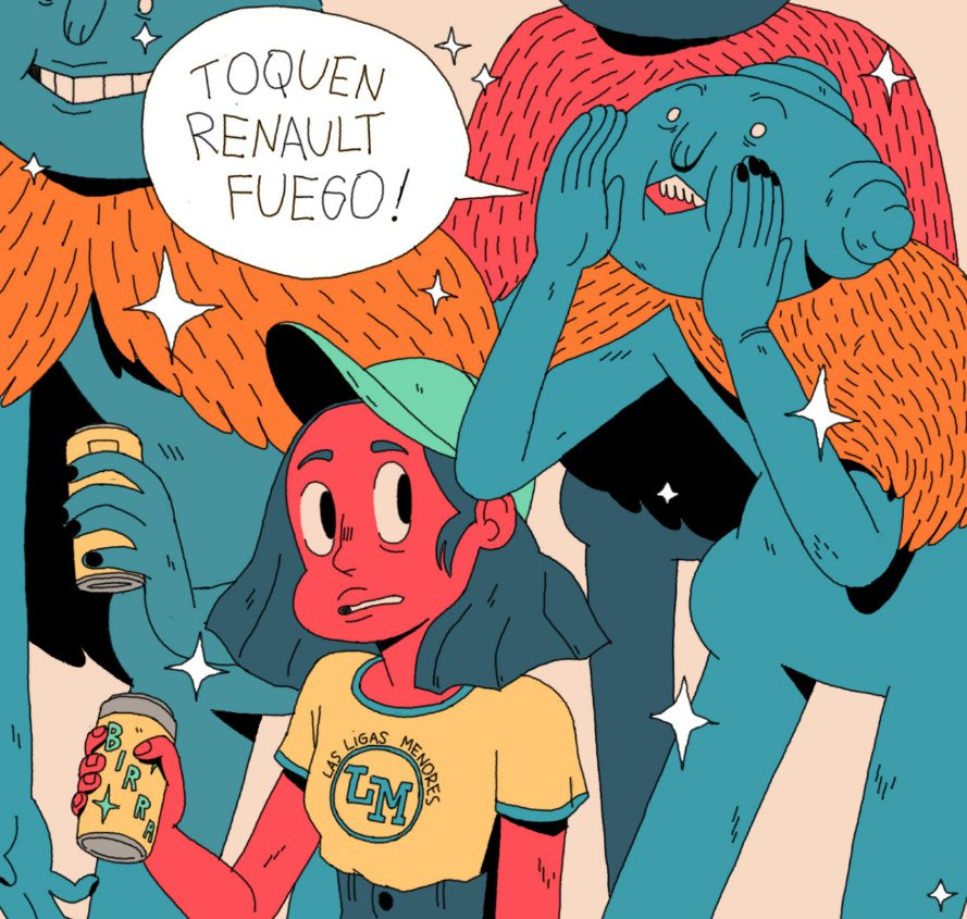 Artist of the Day: Delfina Pérez Adán