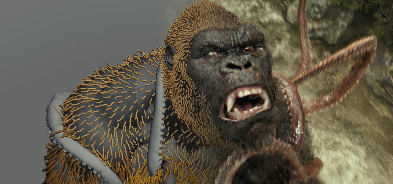 Apes Build Fire