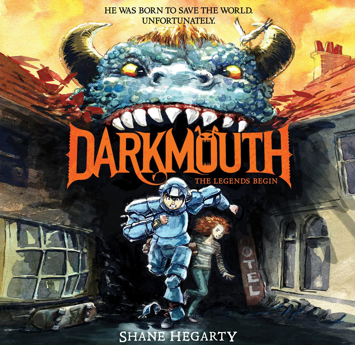 Darkmouth.