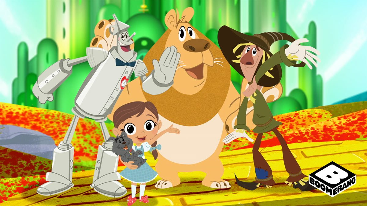 Boomerang launching month classic cartoon streaming service