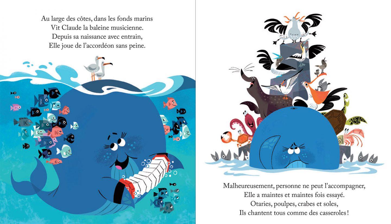 Le Chanteur et la Baleine.