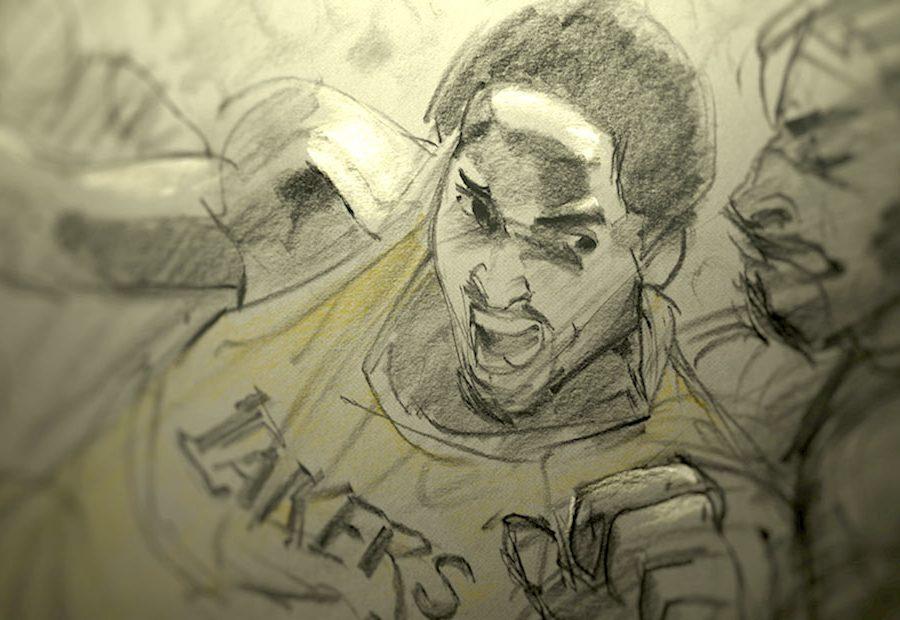 """Dear Basketball."""