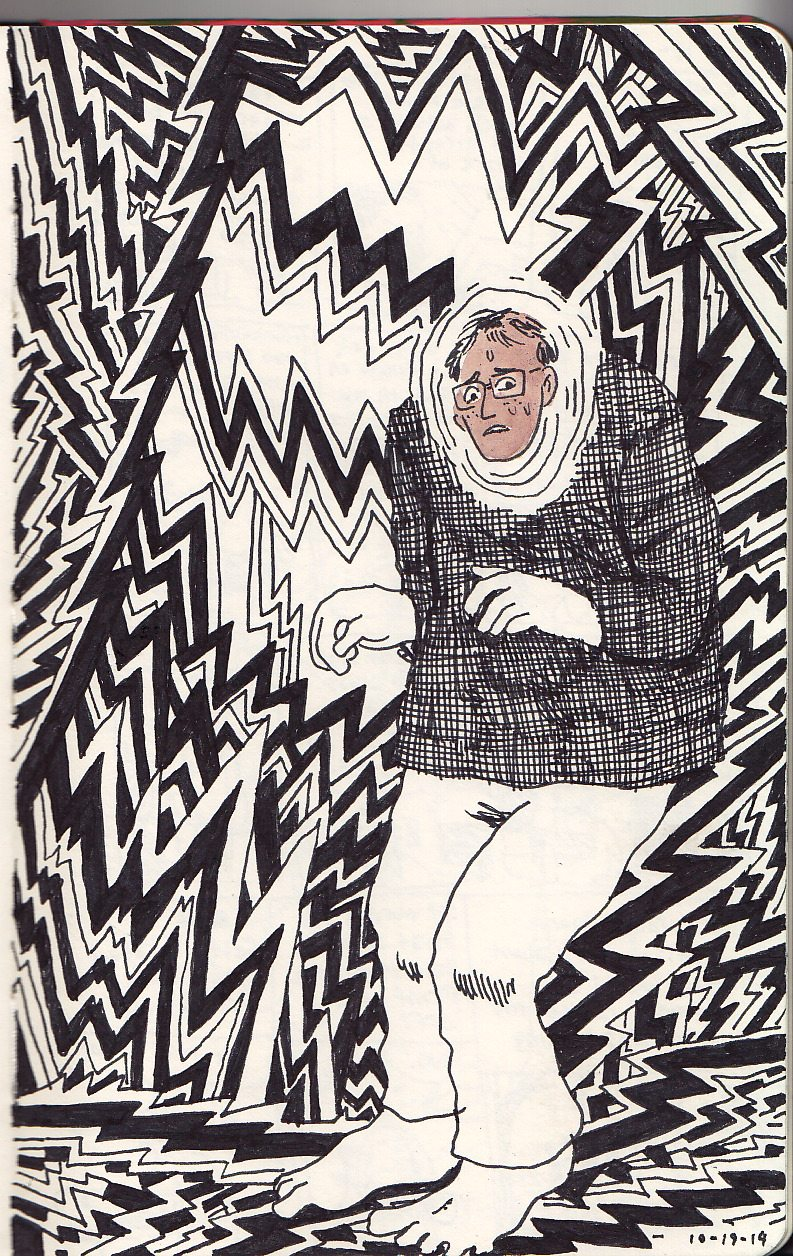 Artist of the Day: Noah Van Sciver