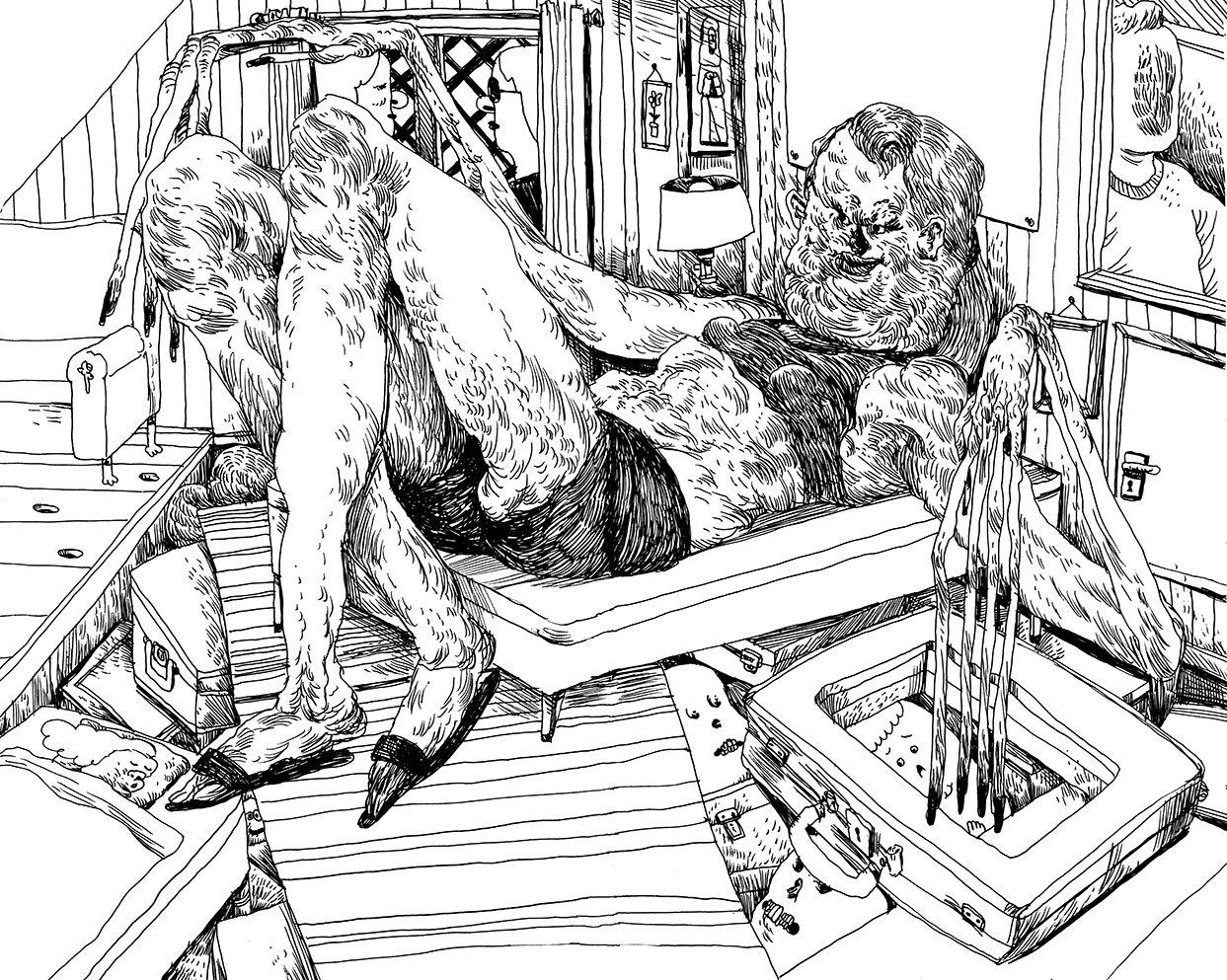 Artist of the Day: Erik Svetoft