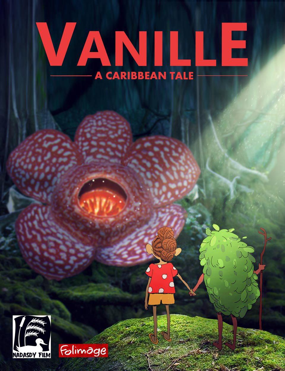 Vanille. © Folimage Studio/Nadasdy Film.
