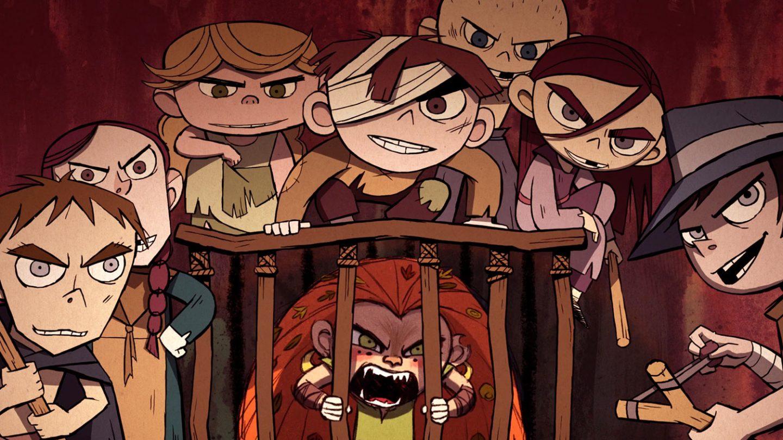 Wolfwalkers. © Cartoon Saloon.
