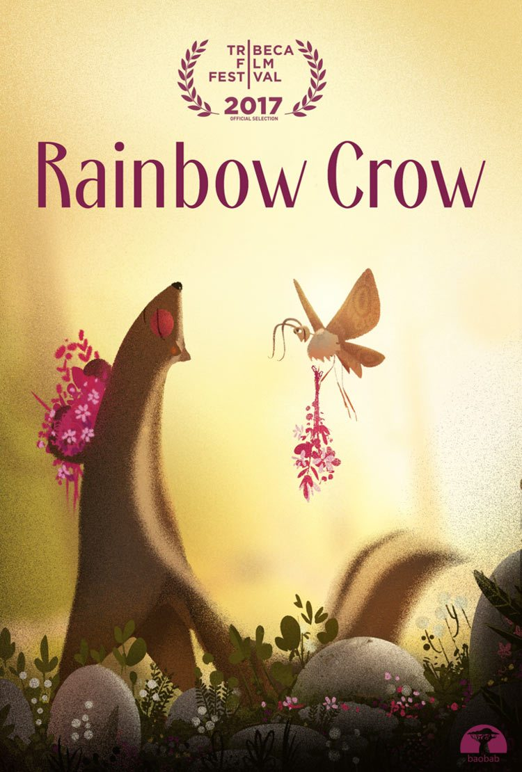 rainbowcrow_poster