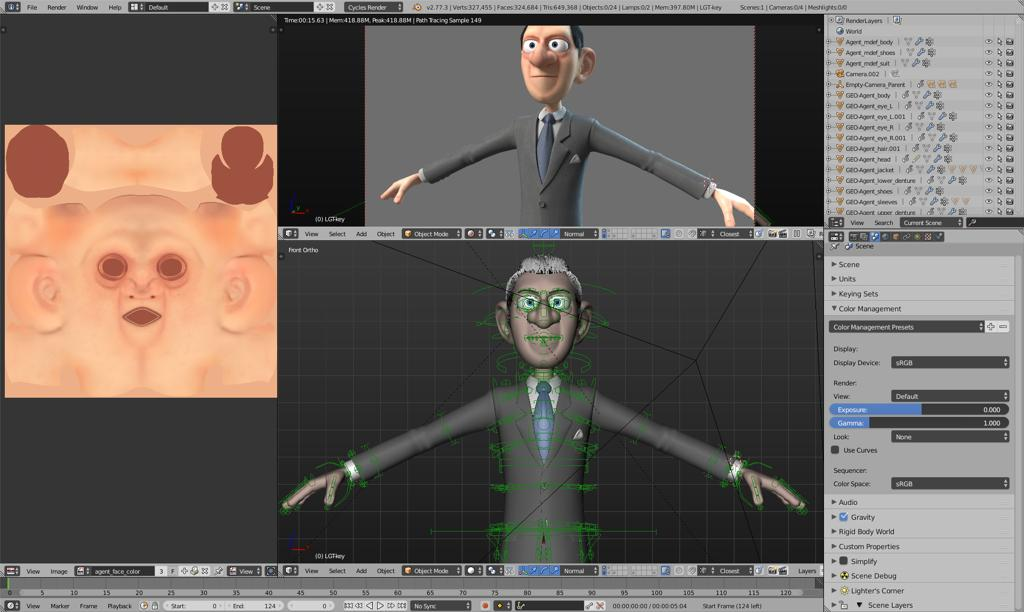 Agent 327: Operation Barbershop' Trailer: How Blender Was Used To