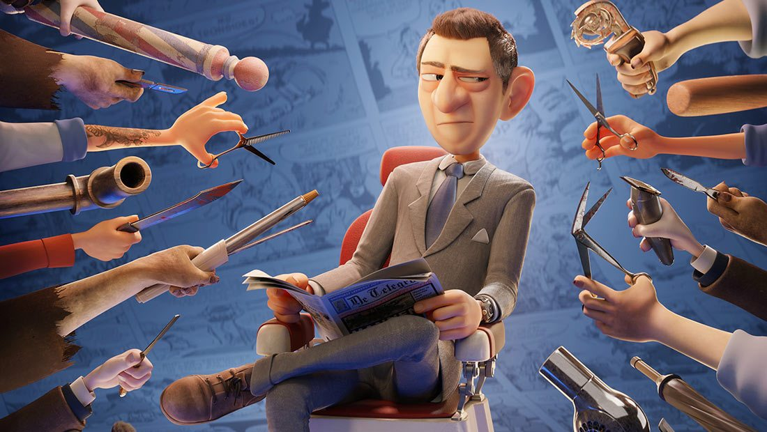 'Agent 327: Operation Barbershop' Trailer: How Blender Was Used To Pull Off Hollywood-Level Animation