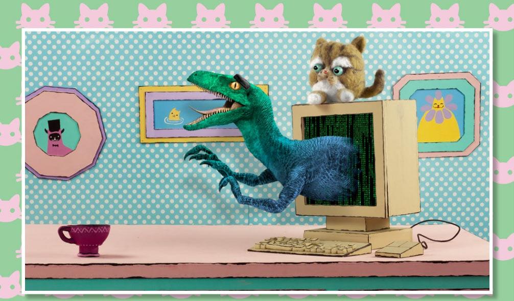 """Kitty Cat Internet Extravaganza."""