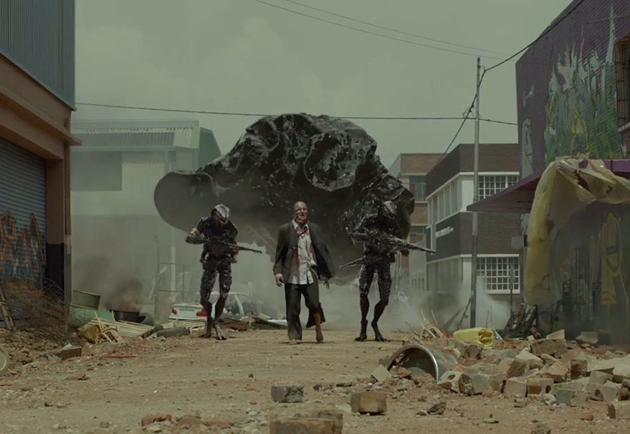 It's Humans Versus Aliens in Neill Blomkamp's New Sci-Fi Project
