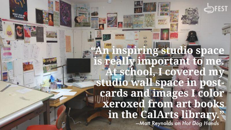 07 Studio space